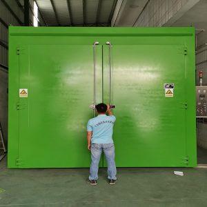 热风循环烤箱_大型工业烤房五金工业烤箱热风循环价格优惠