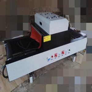流水线烘干机_500/2灯板材uv涂层固化炉喷漆油墨烘干房输送带流水线烘干机