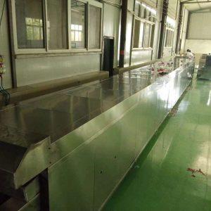 食品隧道炉_食品隧道炉烤箱月饼烘炉厂家批发