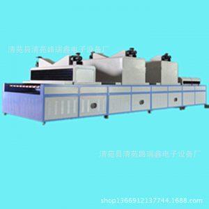 水晶光固化机_皱纹磨砂折光uv光固化机紫外线隧道起皱机