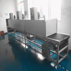 热风循环隧道炉_热风循环隧道炉红外线流水线烘干烘干
