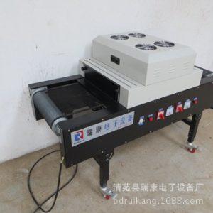 uv光固化机_批发uv光固化机小型固化机400/2型uv价格保定瑞康