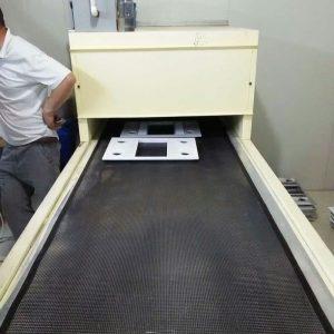红外线烘道_线路板uv固化机红外线烘道流平机厂家订做