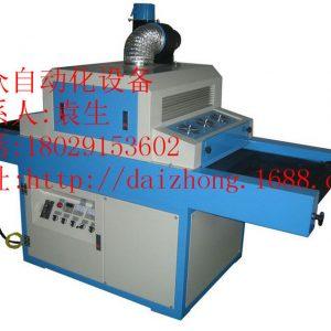 uv光固化机_厂家现机直销;小型不锈钢带传动式uv机,uv炉,uv光固化
