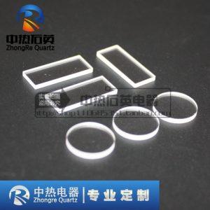 实验仪器_耐高温石英片圆片石英玻璃片透明瓦片视镜光学实验可定制
