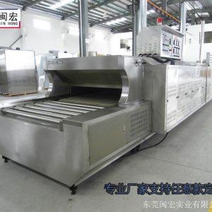 自动化设备_厂家道炉红外线隧道炉烘干自动化隧道式