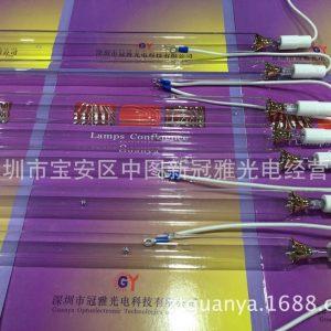 高压汞灯_uva365nm高压汞灯5.6kw725mm紫外线固化uv5600w喷墨机