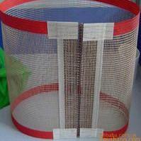 特氟龙输送带_厂家直销精品网格烘房输送带铁氟龙高温网带