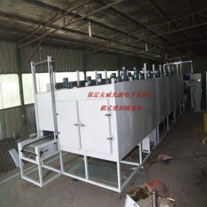 烘干固化设备_大型涂装烘干固化设备隧道式uv固化炉固化
