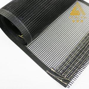 特氟龙网带_特氟龙铁氟龙输送带uv机耐腐蚀输送带