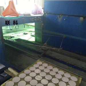 树脂光固化机_义乌市亚克力发夹鉓品配件uv光固化机联科机械