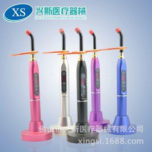 光固化机_充电式光固化机烘干固化机光敏固化灯贴片