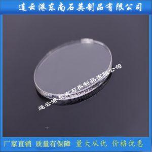 玻璃圆片_厂家直销石英圆片石英玻璃圆片