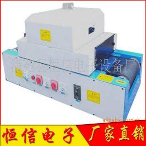 调速uv固化机_074现货供应低温台式uv光固机式电子调速uv固化机