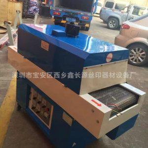 小型隧道炉_厂家直销耐高温工业小烤箱流水式烤箱小型热缩管