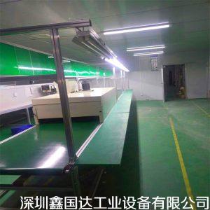 输送流水线_工业烘干线隧道炉流水线微型输送机调速隧道炉输送流水线