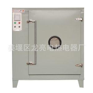 电热鼓风干燥箱_厂家直销鼓风恒温干燥箱台式立式烘箱101-3工业鼓风