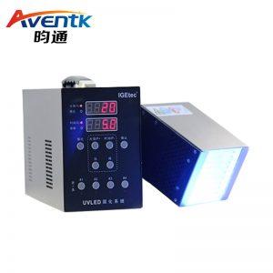 面积uvled面光源固化机_提供和100*100mm面积uvled面光源固化机