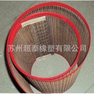 不锈钢网带_厂家直销特氟龙网带特氟龙输送带批发耐高温不锈钢网带