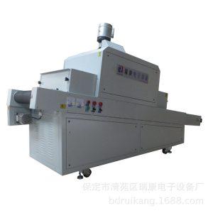 小型胶印机_现货供应式uv光固机小型胶印机连接固化机瑞康电子