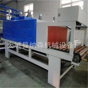 工业烘干机_厂家批发高温工业烘干机流水式隧道炉齐全热收缩套管机