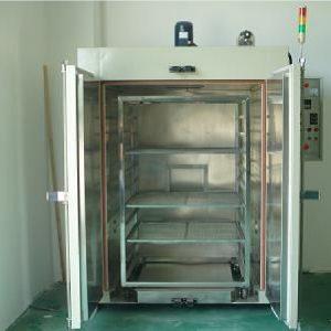 电热鼓风干燥箱_工业烤箱电热鼓风干燥箱电热恒温箱烘箱批发供应