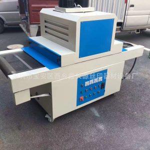 隧道烘干炉_厂家40150小型uv机uv油墨固化机uv隧道紫外线
