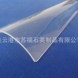 石英玻璃_弧形石英片石英玻璃片异形片耐高温石英玻璃加工举报