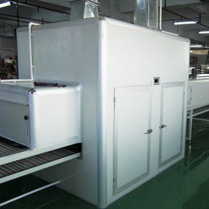 烘干设备_定制红外线隧道炉uv机pvc套管热缩烘干设备