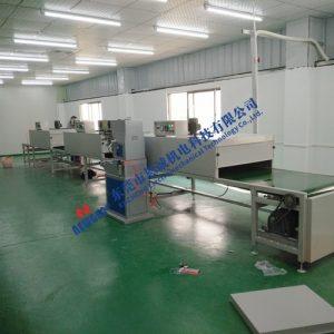 工业隧道炉_东莞工业恒温隧道炉输送式烤箱