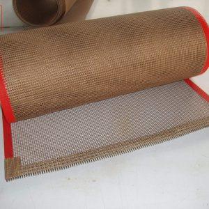 烘干机设备_特氟龙网带耐高温铁氟龙输送带印刷机网带烘干机输送