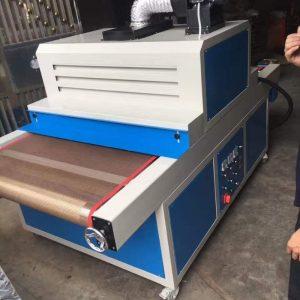 uv油墨上光机_丝印UV油墨上光机紫外线UV胶固化机UV烘干机