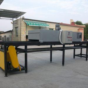 烘干流水线_专业供应ZXL400东莞隧道炉烘干流水线价格实惠