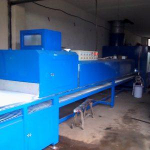 自动喷漆流水线_专业生产UV光固化机、自动喷漆流水线