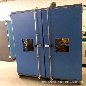 热风循环烤箱_定做工业烘箱工业烤箱热风循环插车非标定做