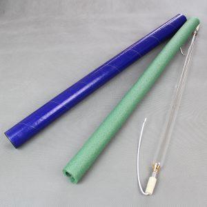 紫外线高压汞灯_印刷机金属卤素灯高压生产制做5.6kw