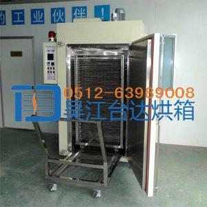 热风循环烤箱_架式台车烤炉工业热风循环高温烤箱