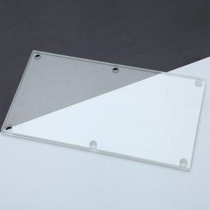 耐高温玻璃_石英块磨砂石英玻璃片耐高压石英定制加工