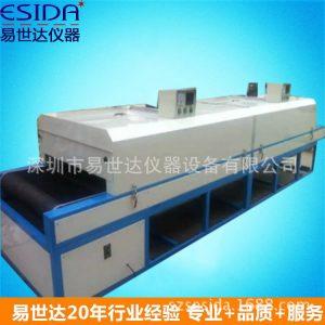 隧道式烤箱_esida-1500、隧道式烤箱、涂料烘干炉、丝印干燥炉可定制