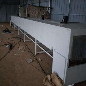 烘干流水线_厂家批发小型平面隧道炉网带烘干流水线设备