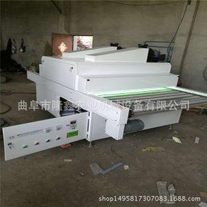 地板机_厂家热销uv淋涂机平面板瓷砖固化机竹木涂幕滚涂机