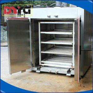 电热鼓风干燥箱_台车工业烤箱烘箱电热鼓风机车部件5