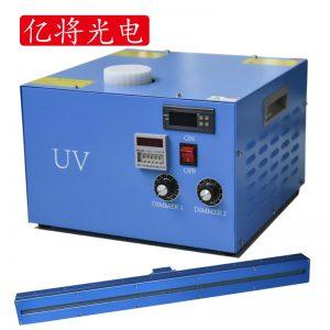 直销uv胶水_亿厂家直销uv胶水油墨印刷uvuvled水冷线固化机