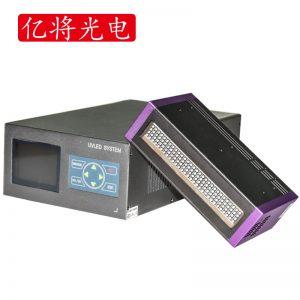 标签印刷机_亿紫外线平板印刷固化机标签印刷机uvled固化光源系统光固化