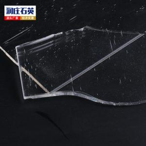 石英玻璃_透明石英板石英玻璃耐高温石英片齐全厂家直销