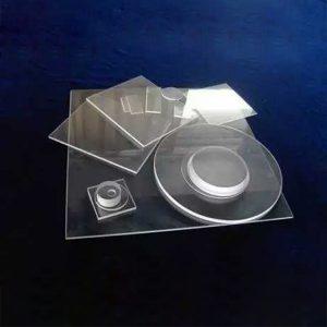 石英玻璃片_超薄石英片耐高温石英玻璃片圆片方片石英厂家直销