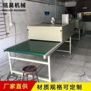 烤箱流水线_隧道炉定做带式连续式高温工业烤箱流水线