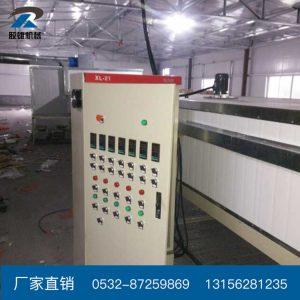 高温隧道炉_热风循环烘道电烘干炉隧道式工业红外