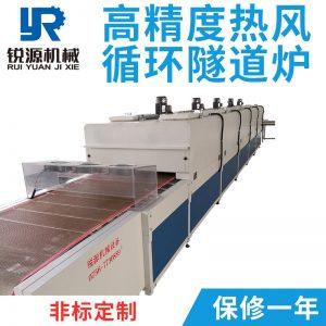 热风循环隧道炉_双门烤箱大型烘箱不锈钢温控高精度热风循环
