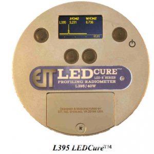 美国能量计_ledcure-l395能量计led点光源专用uv